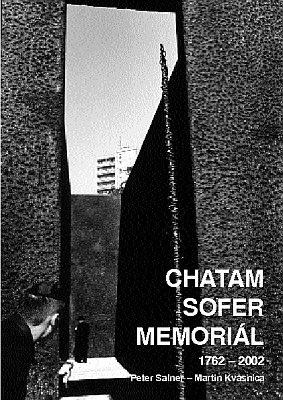 kniha Chatam Sofer Memorial 1762-2002